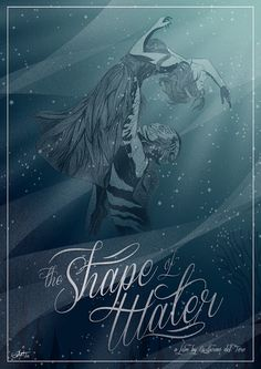 The Shape of Water (2017) [1191 x 1684]