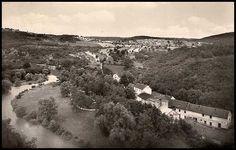 Ivančice -Stříbský mlýn 1960 Country Roads