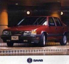 1987 Saab 9000 CDE Griffin Edition