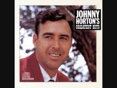"Johnny Horton sings ""The Battle of New Orleans"". I'm posting all the things we talked about over dinner tonight. This is is a fun song!"