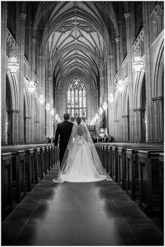 Duke Chapel Wedding