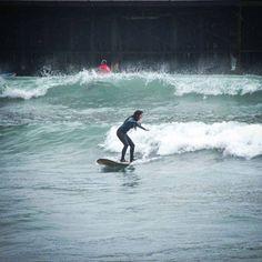 La de hoy en Instagram: Primera clase después de un año lo que se aprende bien no se olvida. #surf #Lima #beachlife #surfschool #mirafloresperu #Makaha #EndlessSummer #surfergirl - http://ift.tt/1K8gmug
