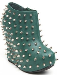 I'm really tall as it is and have really bad balance in heels this high....but I need these in my life!