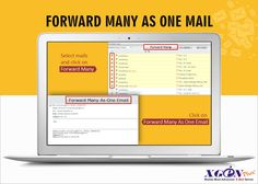 No other #mailserver has such a brilliant feature of forwarding multiple mail in a single click.  See how its done with #xgenplus