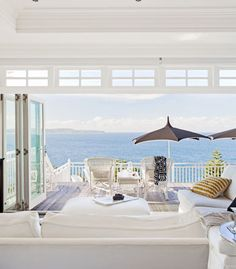 white on white for a beach house.