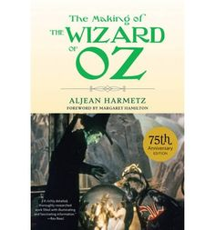 Released in conjunction with the 75th-anniversary DVD release of  The Wizard of Oz , this book is the definitive story of how one of America's most beloved movies was made and a marvelous, unprecedented examination of how Hollywood used to make movies. This updated edition includes numerous photos and shares hundreds of interviews with cameramen, screenwriters, costume designers, directors, producers, light technicians, actors, and more to reveal how the factory-like Hollywood system of…
