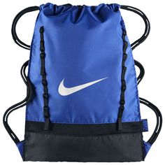 NIKE Swoosh Training Drawstring School Sack Pack Gym Beach Pool Bag Backpack NWT #NIKE #sackpack