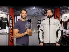 Fall Update - 2015 Motorcycle Jacket Buyers Guide at RevZilla.com - YouTube