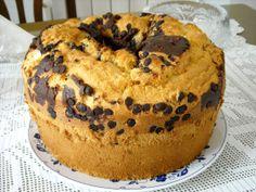 Ciambellone Soffice Sweet Recipes, Cake Recipes, Dessert Recipes, Biscuit Dessert Recipe, How To Make Cake, Food To Make, Eat Better, Torte Cake, Chiffon Cake