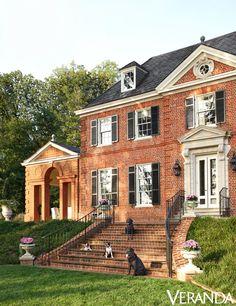 Historic Virginia House