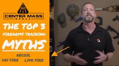 The Top 5 Firearms Training Myths: #Recoil #DryFire #LiveFire  #ShootingTip #LearnToShoot #Shooting #OnlineShooting #Marksmanship  #FirearmsTraining #NavySEALShooting #HowToShootLikeANavySEAL #LearnToShootAtHome #LearnToShootOnline #GunTraining  #NewRulesOfMarksmanship #ChrisSajnog