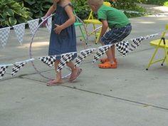 Hula Hoop Relay   Teach Preschool