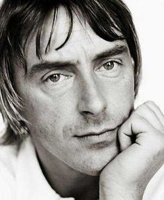 Paul weller-I love him and his music! he has kept his look/style all these years-
