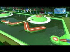 Wipeout in the Zone episode 4 Xbox 360 Kinect 720P gameplay - YouTube