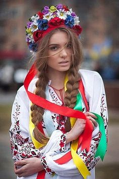 Картинки по запросу значення волосся для українських дівчат