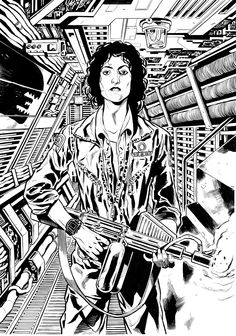 Gary Erskine / Alien
