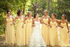 INSPIRAÇÃO: Vestidos de madrinha amarelo | Casar é um barato