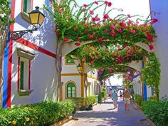 Mogan, Canary Islands, Spain.105 Stunning Photography of Unique Places to Visit Before You Die (part 1)