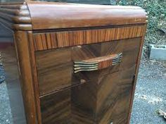 art deco nightstand - Google Search