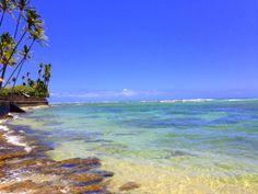 Diamond Head Beach Park, Waikiki/Honolulu, Oahu, Hawaii