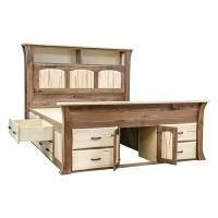 Galveston Chest Bed from Beds category is hand made by finest amish craftsmen specialized in mission and solid wood furniture Woodworking Kit For Kids, Woodworking Jig Plans, Woodworking Shop, Woodworking Projects, Youtube Woodworking, Woodworking Classes, Woodworking Videos, Solid Wood Furniture, Classic Furniture