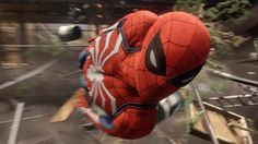 Spider Fuking Man PS4 2018 😭