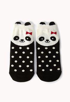 Sweet Panda Socks   FOREVER21 - 1.5
