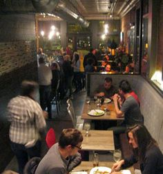 """The old Sycamore Cafe in German Village was reborn on Friday night more simply dubbed """"The Sycamore"""", a new neighborhood-centric bar and restaurant that gives the old dive bar favorite a more upsca..."""