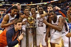 Illinois Basketball: Five Reasons to fear the Fighting Illini this fall
