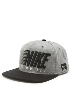 Nike Step And Repeat Snapback Hat #pacsun