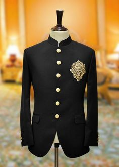 Look Debonair with our Luxury Prince Suits ~ Shameel Khan 🏇💫🎇 Inbox us or 📞 for Pricing and Free Designer's Appointment Sherwani For Men Wedding, Wedding Dresses Men Indian, Wedding Dress Men, Wedding Suits For Groom, Blazer Outfits Men, Mens Fashion Blazer, Suit Fashion, Dress Suits For Men, Men Dress