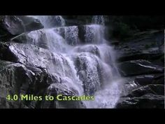 Video of Ramsey Cascades Trail, waterfalls in the Smoky mountains
