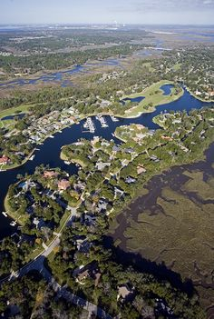 Queen's Harbour Yacht and Country Club | ETM Inc. | Jacksonville FL