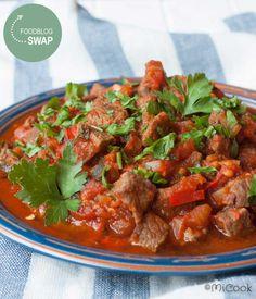 Foodblogswap - Stoofgerecht met groenten & rundvlees