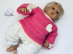 Kinder Pullover Häkeln Für Anfänger Nora Kdesign