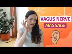 Vagus Nerve Massage For Stress And Anxiety Relief - YouTube Anxiety Relief, Stress And Anxiety, Stress Relief, Anxiety Help, Vagus Nerve Stimulator, Dr Berg, Psoas Muscle, Muscle Pain, Heath And Fitness
