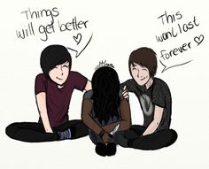This is true for MANY people, so thank you Dan and Phil for helping so many who need it, myself included.