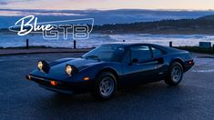 1978 Ferrari 308 GTB: The Blue GTB Nsu Ro80, Triumph T120, Chrysler Airflow, Blue Wedges, Cadillac Eldorado, Classic Italian, Car Videos, Time Capsule