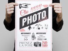 panneau photobooth