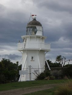 Lighthouses of New Zealand: South Island