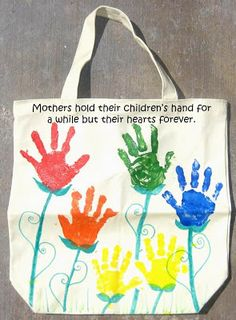 Mothers Day Ideas from Kids with Handprint creations are easy and inexpensive. We have Tips, Tricks, and some great ideas! Mothers Day gifts from your kids Mothers Day Crafts For Kids, Fathers Day Crafts, Mother And Father, Mother Day Gifts, Cadeau Parents, Mother's Day Projects, Remembrance Gifts, Mom Day, Grandparents Day
