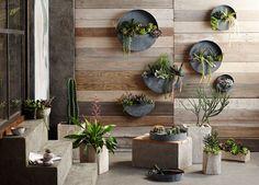 Rustico Planters