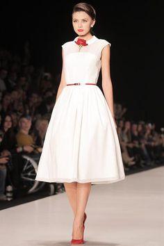 Платье из коллекции ренаты литвиновой