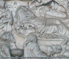 Nicola Pisano, Lucca, 1245