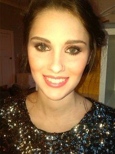 School Ball makeup Hairstylist & Makeup Artist North Shore, Auckland, NZ. www.mediamakeup1.com