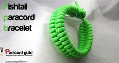 A quick deploy version of the fishtail paracord bracelet. A tutorial.