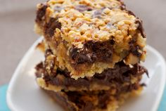 Chocolate Cashew bars