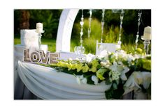 Table Decorations, Wedding, Furniture, Home Decor, Casamento, Homemade Home Decor, Weddings, Home Furnishings, Marriage