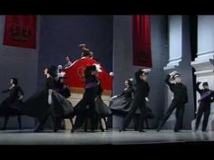 Classical Ballet - Matthew Bourne - Swan Lake (1996) - part I