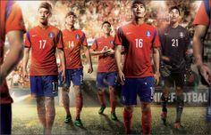 South Korea Kit 2014